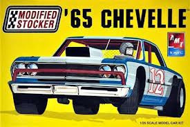 AMT 1/25 '65 Chevelle Modified Stocker  |  21651