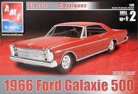 AMT 1/25 1966 Ford Galaxie 500  | AMT31546