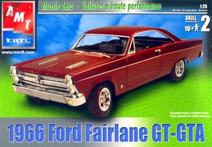 AMT 1/25 1966 Ford Fairlane GT/GTA  | AMT31935