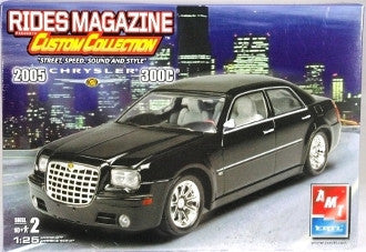 AMT 1/25 '05 Chrysler 300C  |  38367