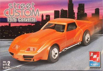 AMT 1/25 '76 Corvette Hatchback |  38421