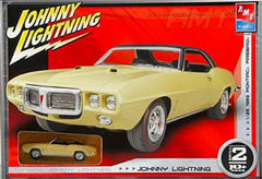 "AMT 1/25 '69 Pontiac Firebird ""Johnny Lightning"" 