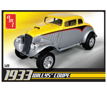 AMT 1/25 1933 Willys Coupe | AMT639