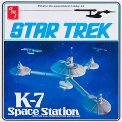 AMT Star Trek K7 Space Station  | AMT644