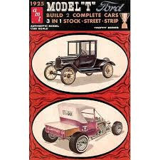 AMT 1/25 1925 Ford Tall T Coupe | AMT670