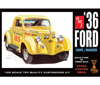 AMT 1/25 1936 Ford Coupe | AMT824