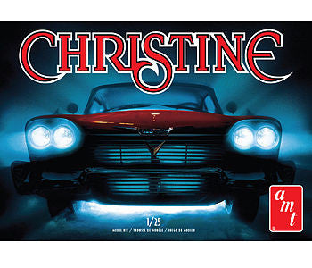 "AMT 1/25 '58 Plymouth ""Christine""  