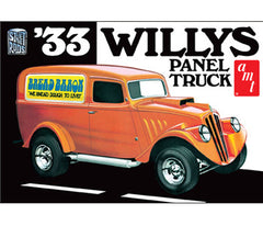 AMT 1/25 '33 Willys Panel | 879