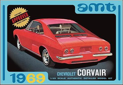 AMT 1/25 1969 Chevy Corvair Car | 894