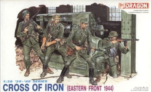 Dragon 1/35 German Infantry Cross of Iron Eastern Front '44 | 6006