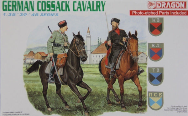 Dragon 1/35 German Cossack Cavalry | 6065