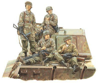 Dragon 1/35 3rd Fallschirmjager Division (Ardennes 1944) | 6113