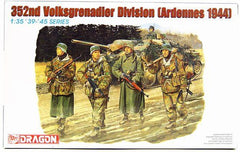 Dragon 1/35 352nd Volksgrenadier Division (Ardennes 1944) | 6115