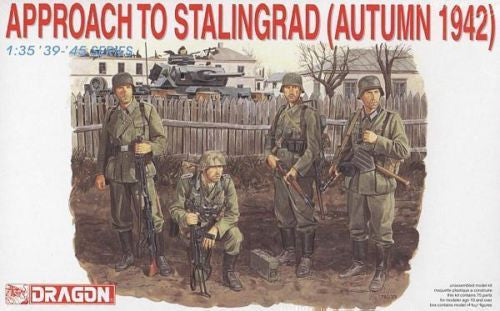 Dragon 1/35 Approach To Stalingrad (Autumn 1942) | 6122
