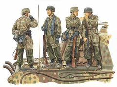 Dragon 1/35 3rd Fallschirmjager Division (Ardennes 1944), Part 2 | 6143
