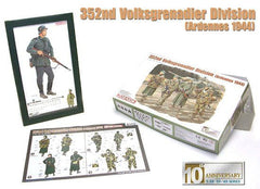 Dragon 1/35 352nd Volksgrenadier Division (Ardennes 1944) | 6169