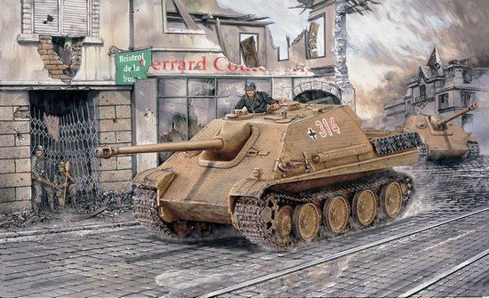 Dragon 1/35 Jagdpanther Early Production | 6245