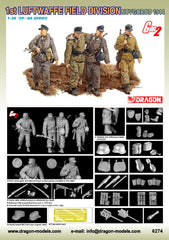 Dragon 1/35 1st Luftwaffe Field Division (Novgorod 1944) | 6274