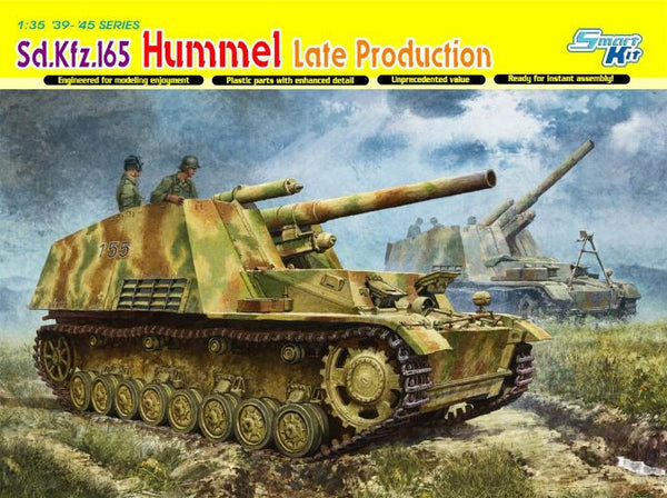 Dragon 1/35 Sd.Kfz.165 Hummel Late Production | 6321