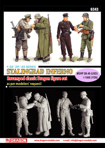 Dragon 1/35 Stalingrad Inferno | 6343