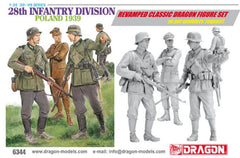 Dragon 1/35 28th Infantry Division (Poland 1939) | 6344