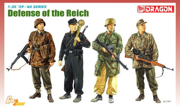 Dragon 1/35 Defense of the Reich | 6694