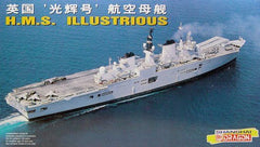 Dragon 1/700 H.M.S. Illustrous  | DRA7033