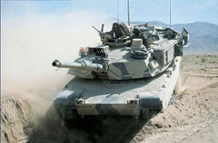 Dragon 1/72 M1A2 Abrams, 194th Brigade, Task Force 1-70, National Training Center | 7216