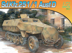 Dragon 1/72 Sd.Kfz.251/1 Ausf.D | 7225
