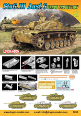 Dragon 1/72 StuG.III Ausf.G Early Production | 7283