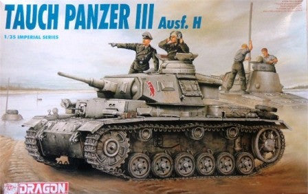 Dragon 1/35 Tauch Panzer III Ausf. H | 9033