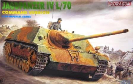 Dragon 1/35 Jagdpanzer IV L/70 Command Version) | 9043