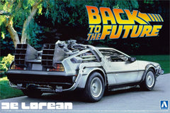 Aoshima 1/24 Back To The Future Delorean Part 1 | 01185