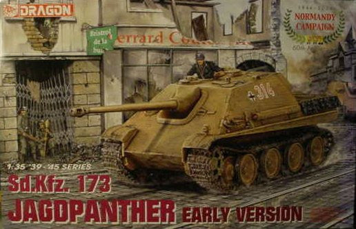 Dragon 1/35 Jagdpanther (early) | 9012