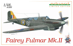 Eduard 1/48 Fairey Fulmar Mk. II LIMITED EDITION | 1130