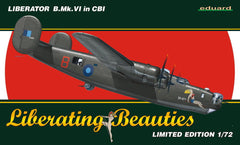 Eduard 1/72 Liberator B. Mk. VI in CBI LIMITED EDITION | 2110