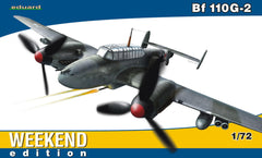 Eduard 1/72 Bf 110 G-2 WEEKEND EDITION | 7421