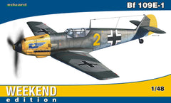 Eduard 1/48 Bf 109E-1 WEEKEND EDITION | 84164