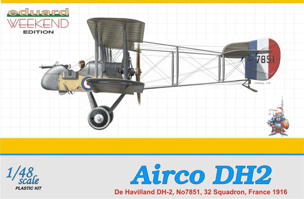 Eduard 1/48 Airco DH-2 WEEKEND EDITION | 8444