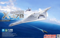 Freedom Models 1/48 1/48 X-47B US Navy UCAS | 18001