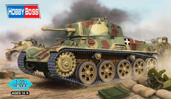 HobbyBoss 1/35 Hungarian Light Tank 43M Toldi III (C40) | 82479