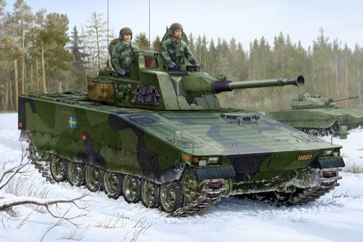 HobbyBoss 1/35 Swedish CV90-40 IFV | 82474