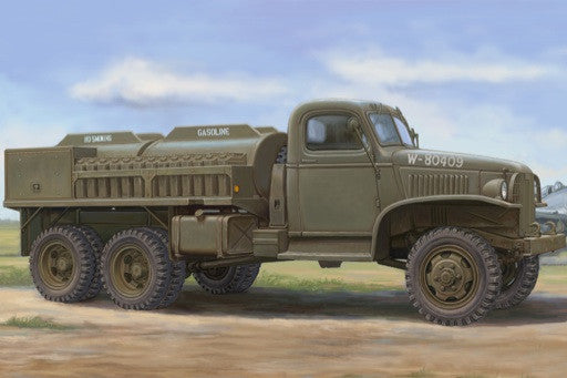 HobbyBoss 1/35 US GMC CCKW 750 Gallon Tanker | HB83830