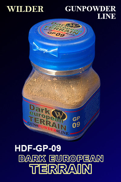 Wilder DARK EUROPEAN TERRAIN 50 ml | HDF-GP-09