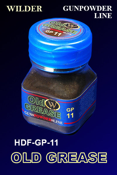 Wilder OLD GREASE 50 ml | HDF-GP-11