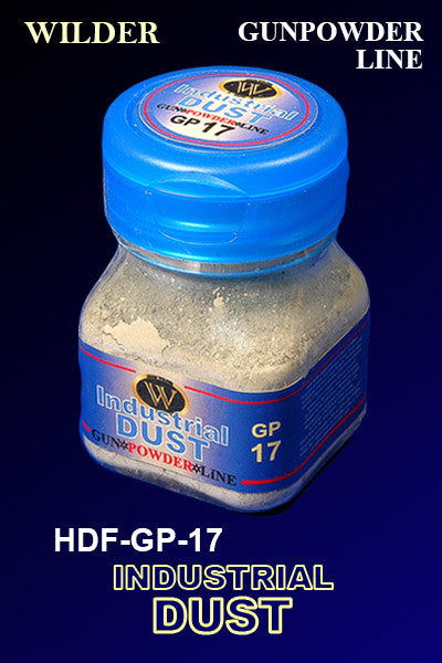 Wilder INDUSTRIAL DUST 50 ml | HDF-GP-17