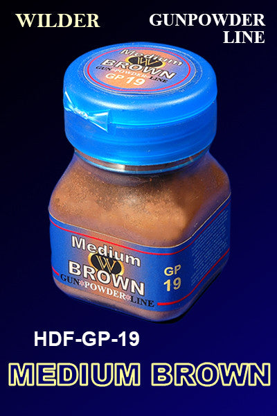 Wilder MEDIUM BROWN 50 ml | HDF-GP-19