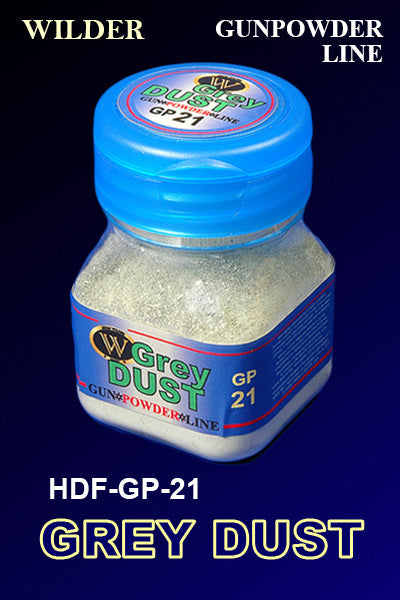 Wilder GREY DUST 50 ml | HDF-GP-21