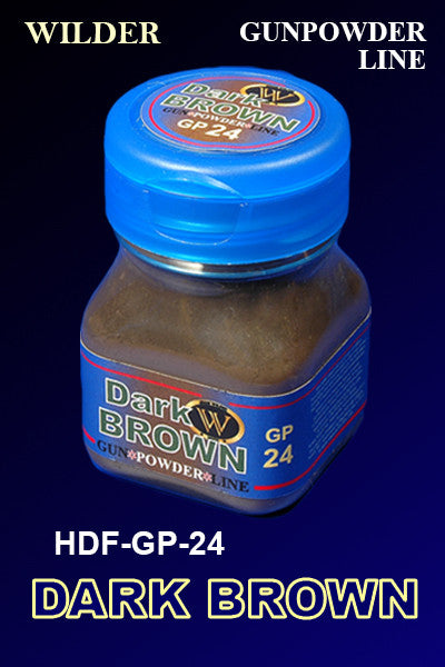 Wilder DARK BROWN 50 ml | HDF-GP-24
