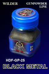Wilder BLACK METAL 50 ml | HDF-GP-25